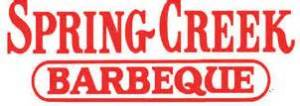 Spring Creek BBQ logo